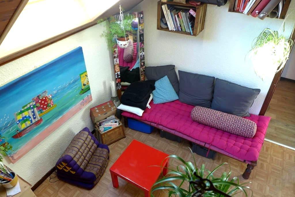 Appartement cocoon alpe d 'huez - alpe d'Huez - Appartement