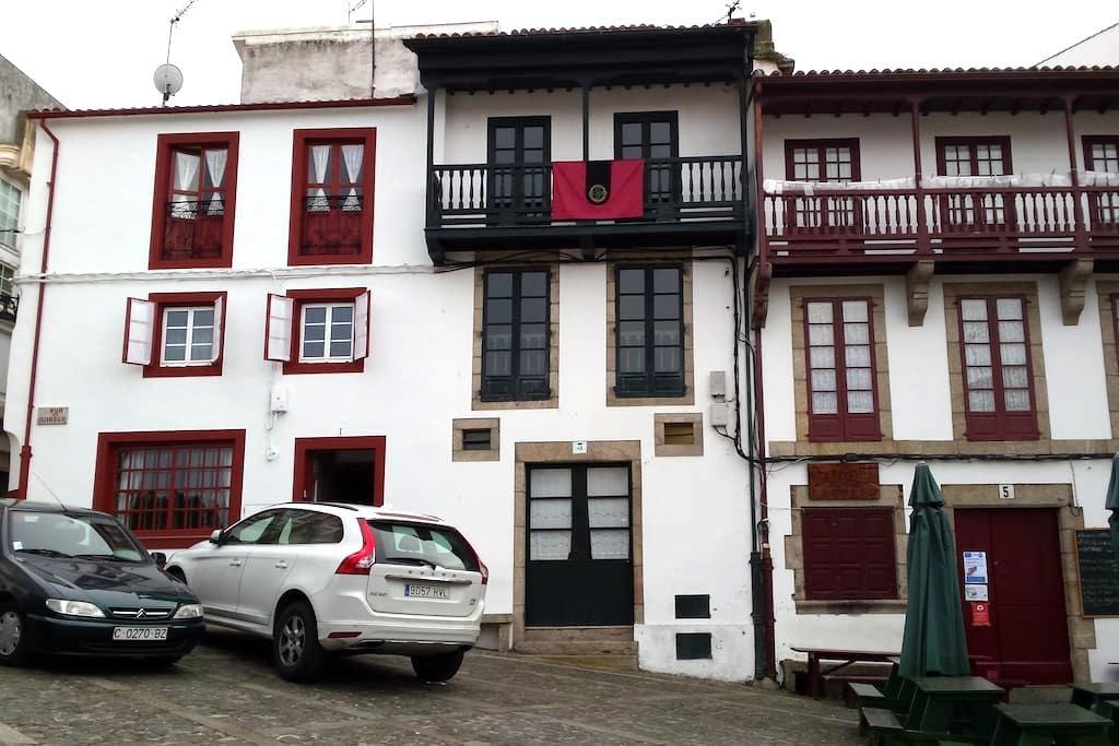 Casa típica centro casco histórico - Betanzos - Huis