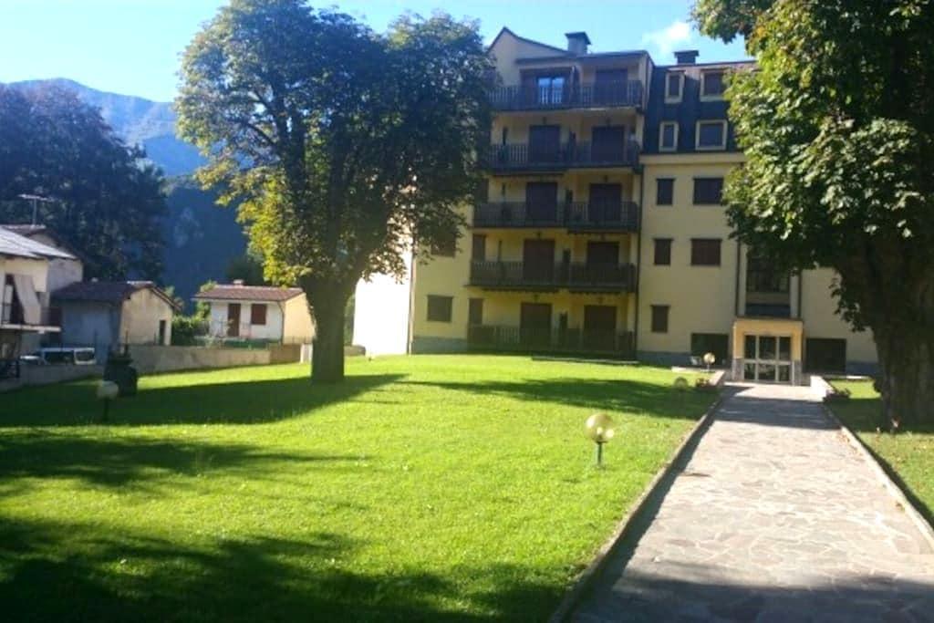 Appartamento a Cremeno località Maggio - Cremeno - Apartemen