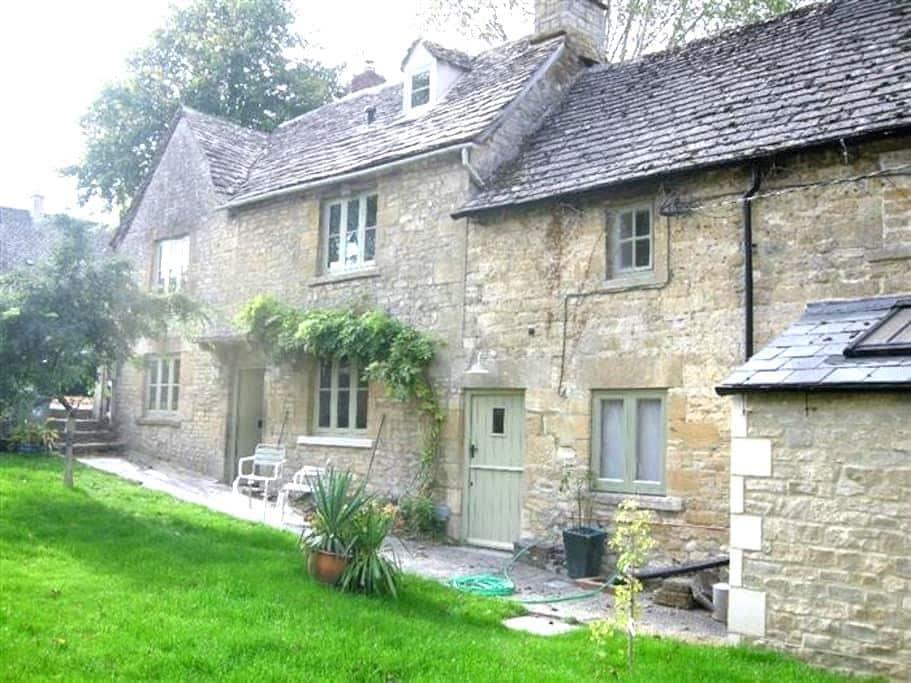 Tannery Cottage, Burford. - Burford - Hus