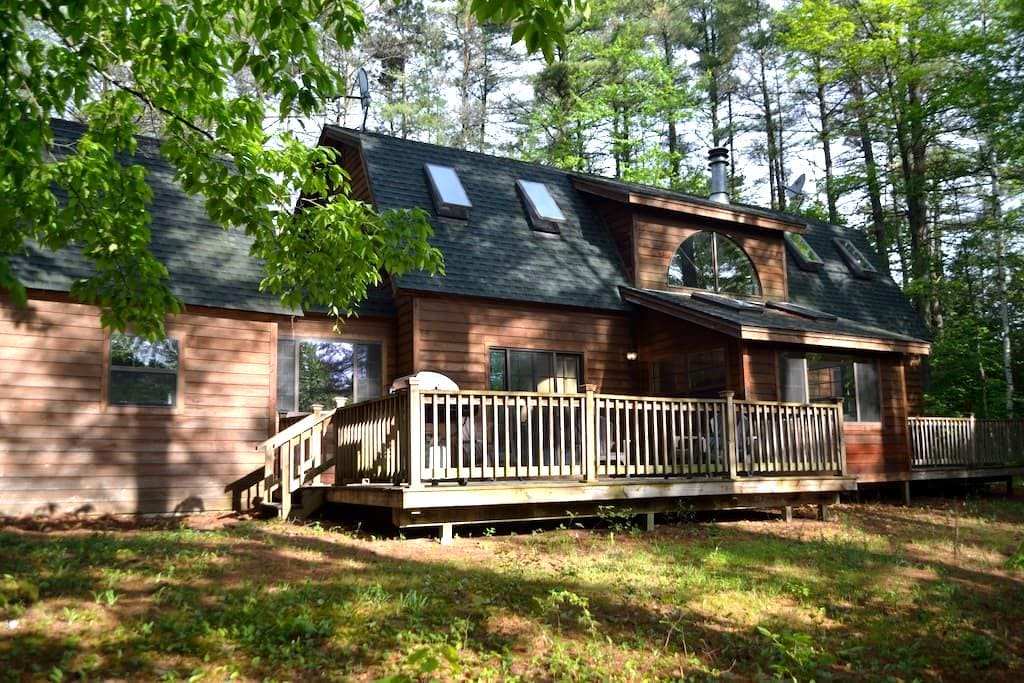 Gore Mt. Ski House/Adirondack 4 Season Retreat - Chestertown - Apartamento