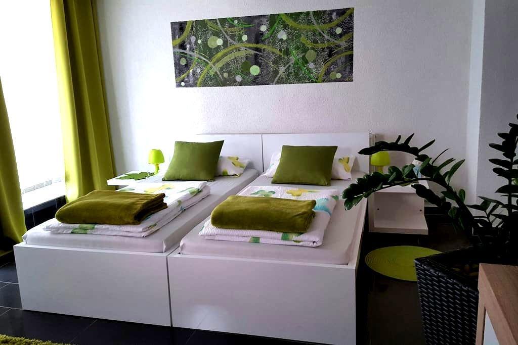 Gästeappartement Viktoria - Sinsheim - Leilighet