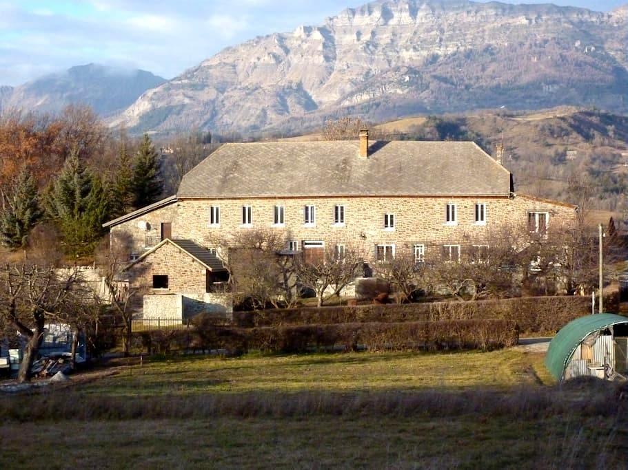 Gites du Villard - Les Autanes - Chabottes - Daire