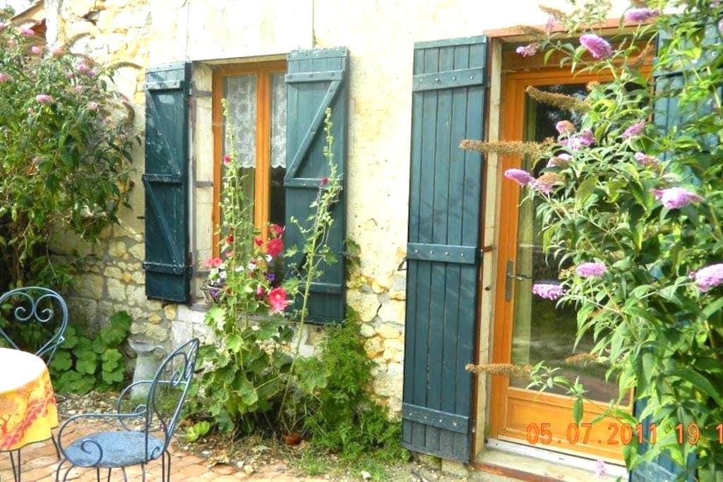 Studio te huur Charente Maritime - Saint-Bonnet-sur-Gironde - Appartement