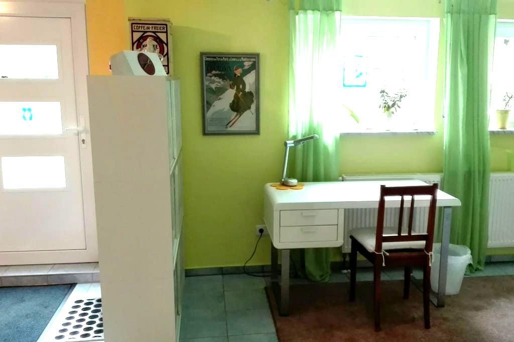 Doppelzimmer im Grünen - Lauf - Huis