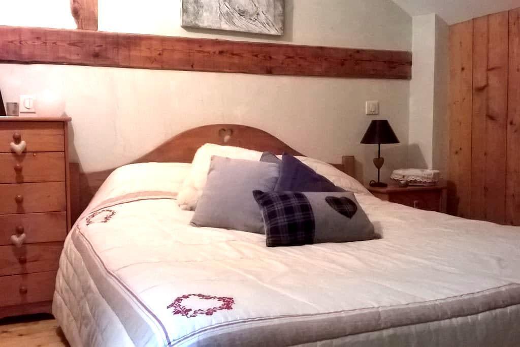 Chambres typiques vers la neige - Albertville - Hus