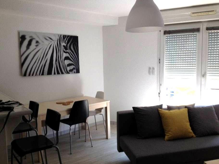 Appartement entièrement refait - 巴涅爾-德比戈爾(Bagnères-de-Bigorre) - 公寓