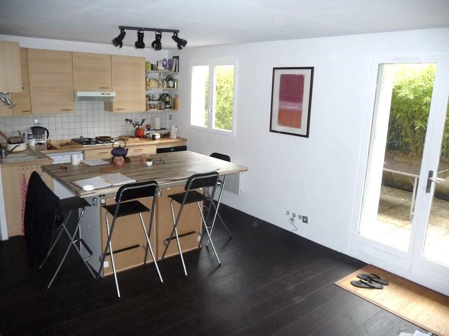 1 chambre dans Appartement avec terrasse à louer - Grenoble - Daire