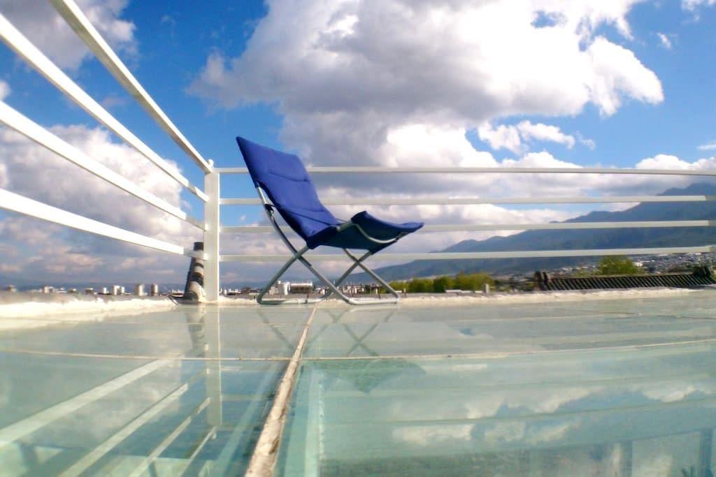 Cozy Triple bed room/Always Sunshine Villa of Dali - Dali - Huis