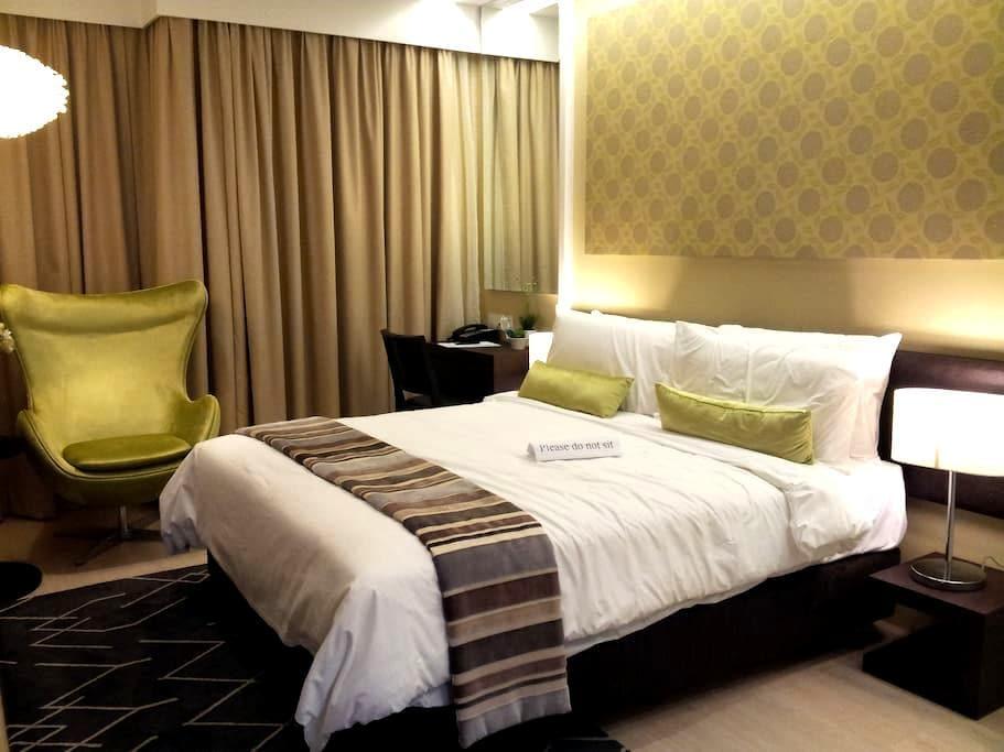 5-Star Reno Studio Unit - Petaling Jaya - Apartment