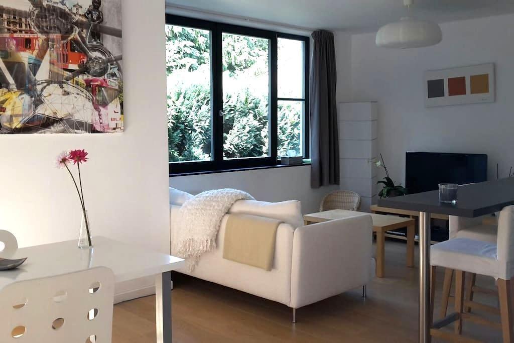 Charmant appartement - Linkebeek - Huoneisto