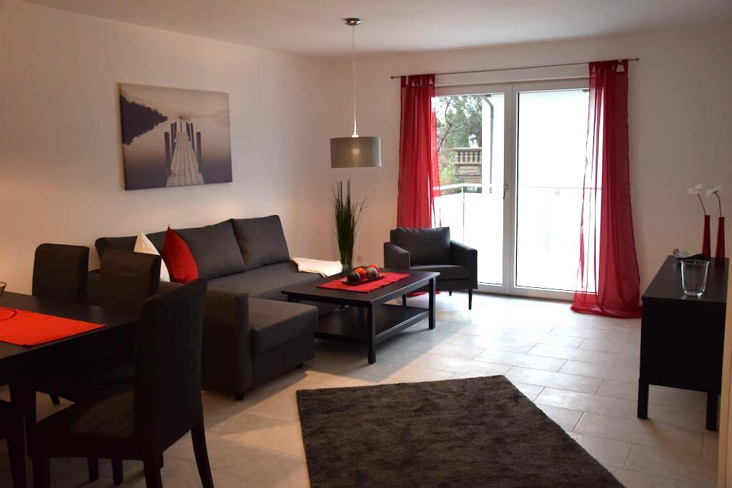 Apartment 2 für 2-4 Personen - Bad Aibling - Servicelägenhet