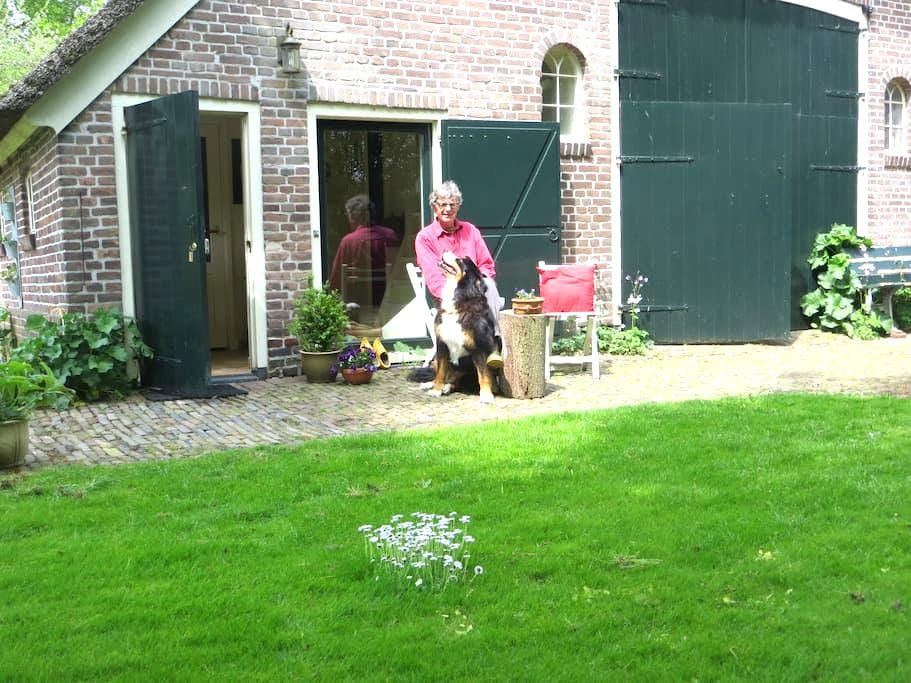 Holiday cottage  Onder de Linde  - Benneveld - Daire