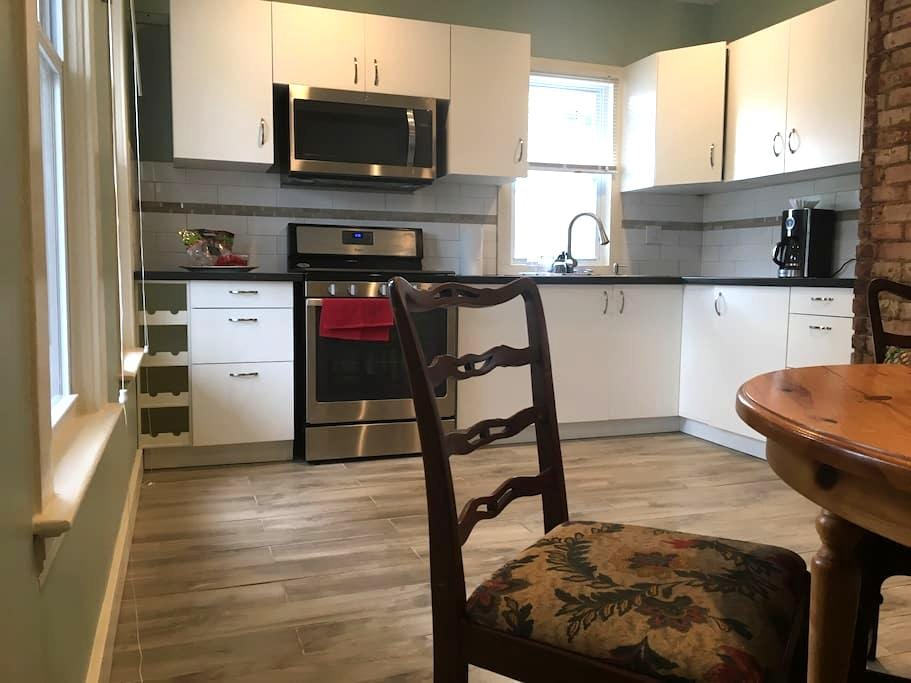 Welcome - Cleveland - Apartmen