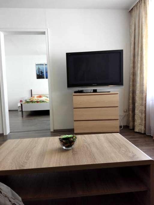 Appartment 3.OG Wilhelmstr. - Bad Wildbad - Appartement en résidence