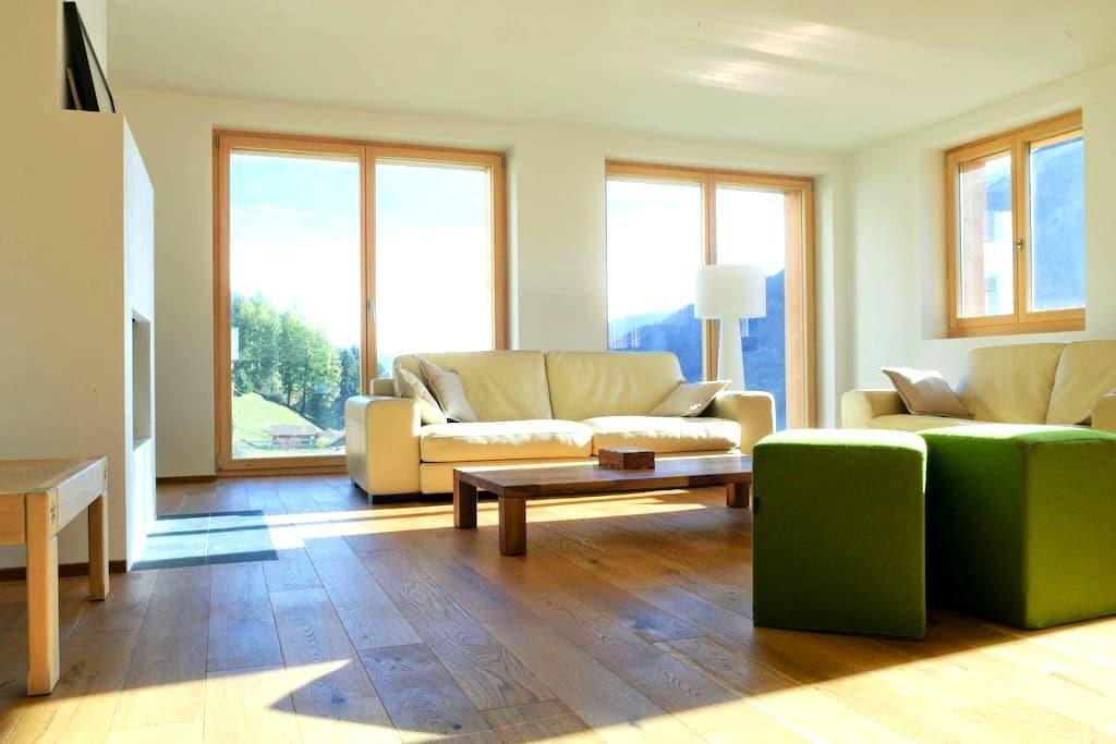 Beautiful 4.5 room apartment - Disentis/Mustér - Leilighet