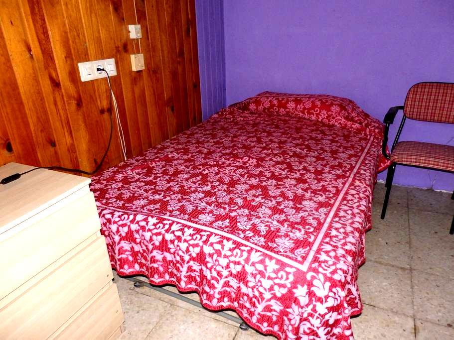 Bedroom at house at 10 kilometers of Gijón/Oviedo - Asturias - Vakantiewoning