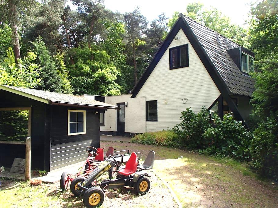 vakantiehuis op park de kievit - Baarle-Nassau - 獨棟