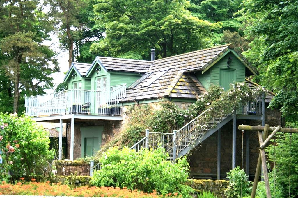 Rural self contained one bedroom flat - Kirknewton - Apartment