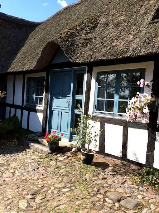 Beautyful house in the country - Odder - Huis