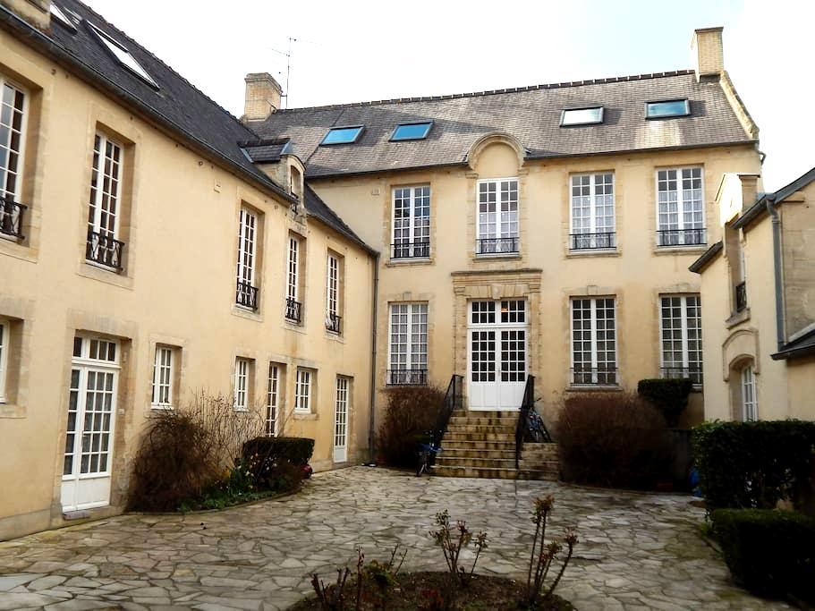Au coeur du centre historique - Bayeux - Leilighet
