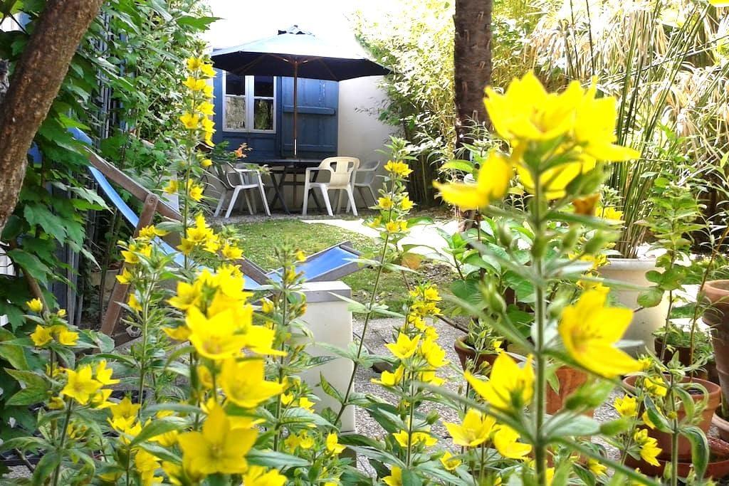 Studio avec jardin centre ville - Bagnères-de-Bigorre