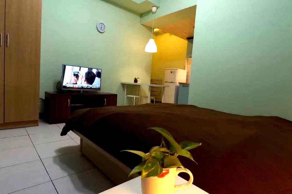 Tamsui [青山社區],獨立整套房,專屬空間,設備齊全,交通方便 - 淡水區 - อพาร์ทเมนท์