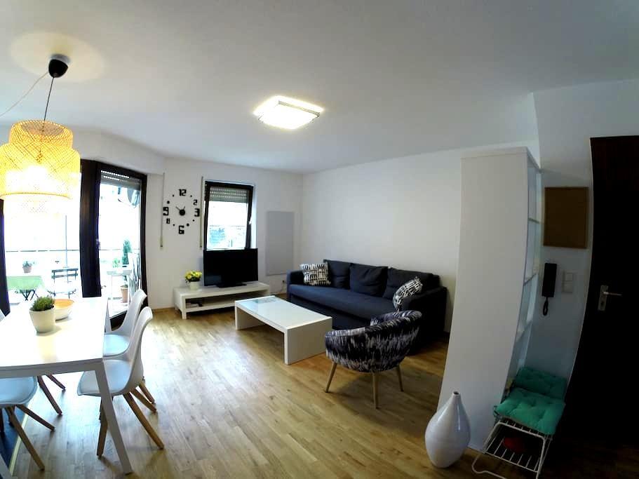 Nice Apartment near Festspielhaus and city center - Baden-Baden - Appartement