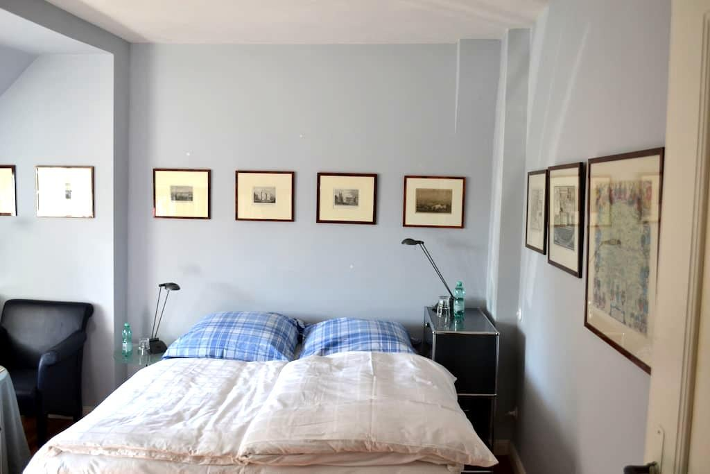 Bed+Breakfast near FU - park view - Berlin - Bed & Breakfast