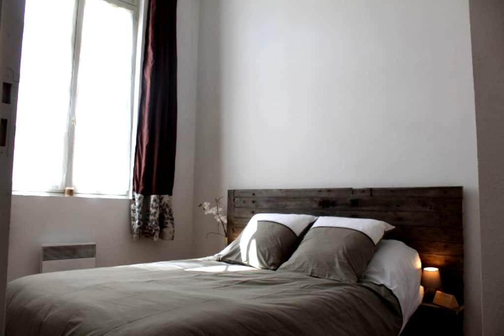 Charming apartment bord de loire - Сомюр - Квартира