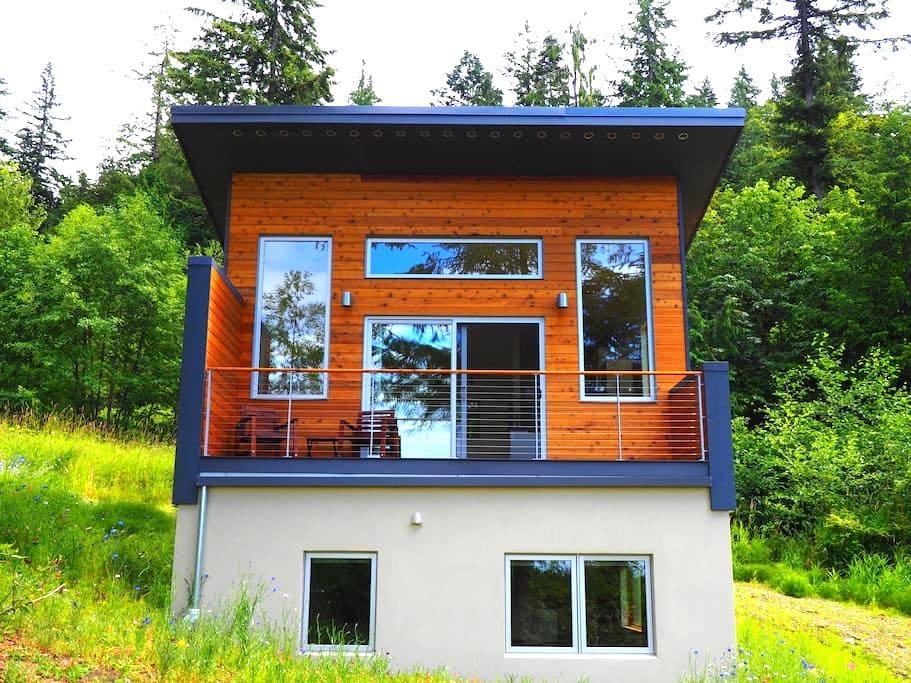 Northwest Modern Retreat - Bellingham - Maison