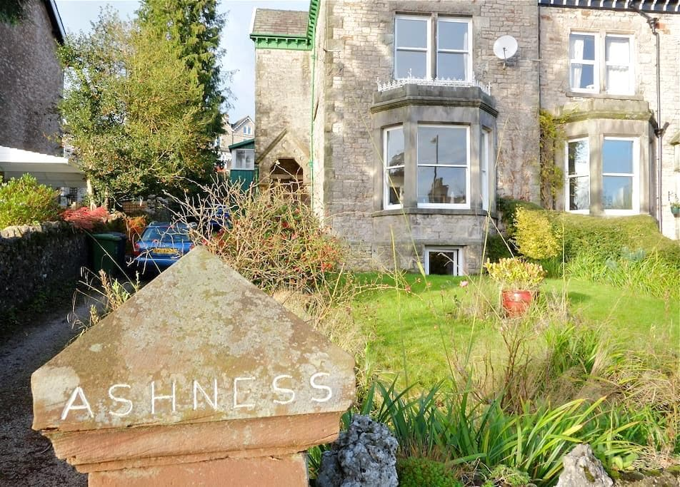 Stylish, private, double apartment. - Grange-over-Sands - Daire