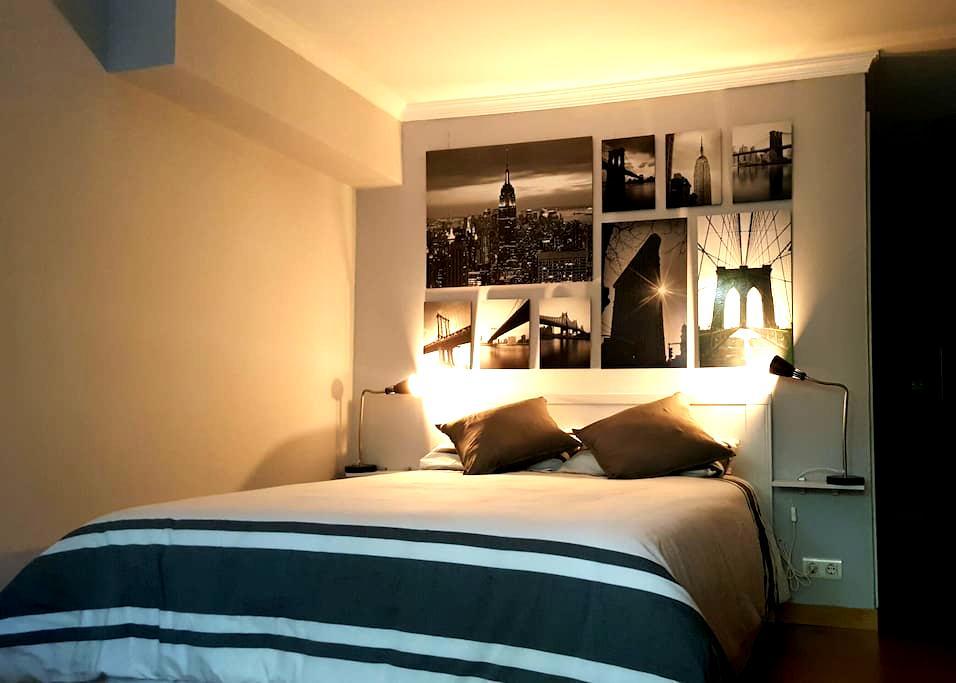 Renewed, cozy, full equipped Deluxe Loft - Bilbo, Euskadi, ES - Loft