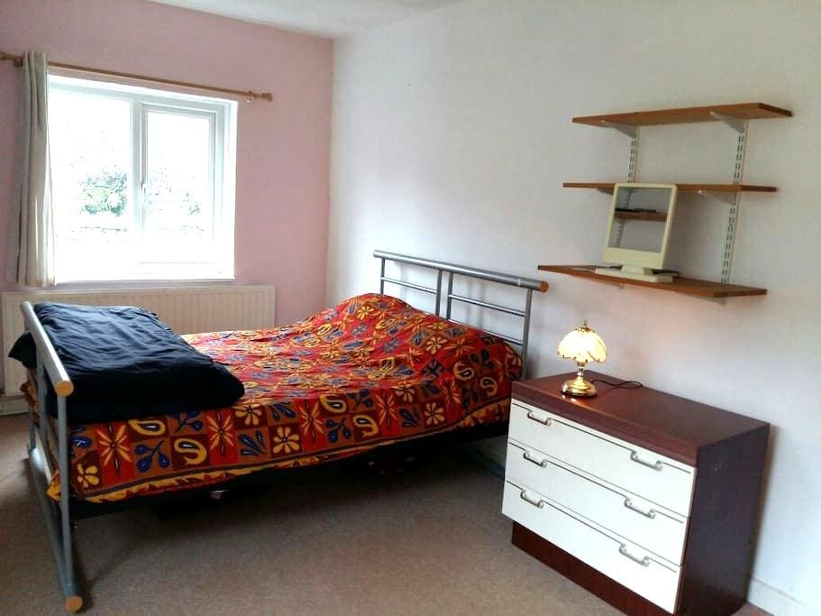 Private room, Excellent Location, Comfortable home - Plymouth