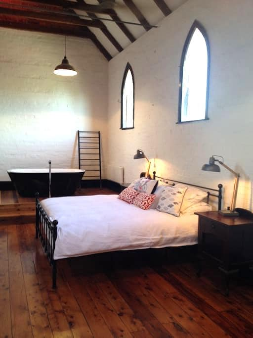 1888 Boutique Accommodation - Oxley - Rumah