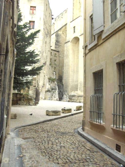 Studio rénové proche centre - Avignon