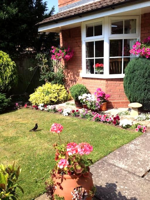Peaceful location close to town. - Stratford-upon-Avon - Huis