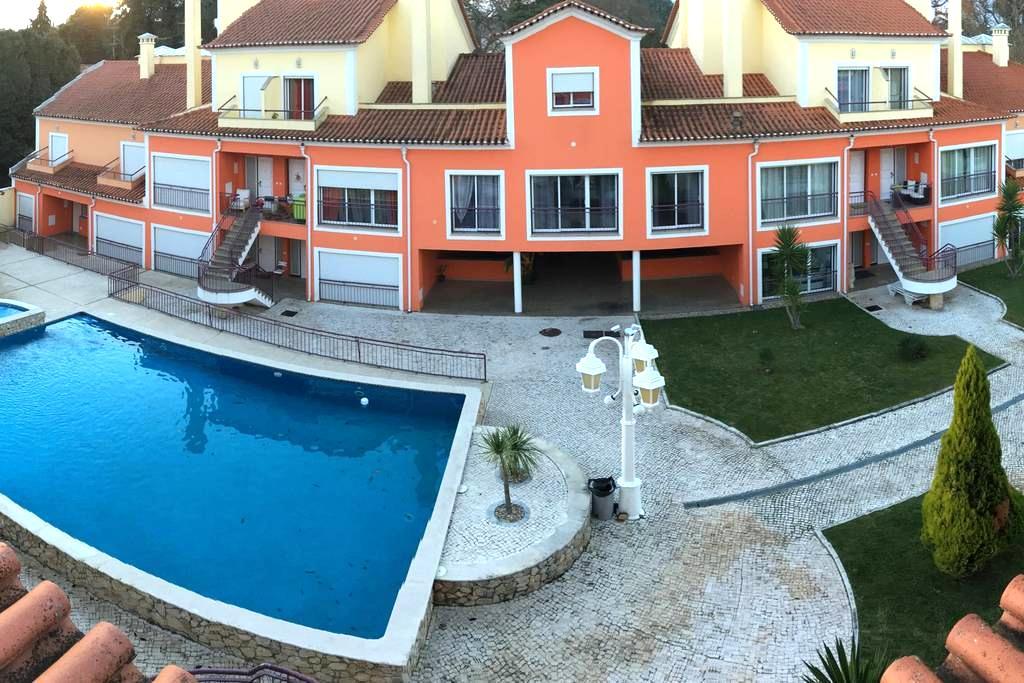 **Lodge Residence by Vila Palmeira**- Orange Heart - Tomar - Daire