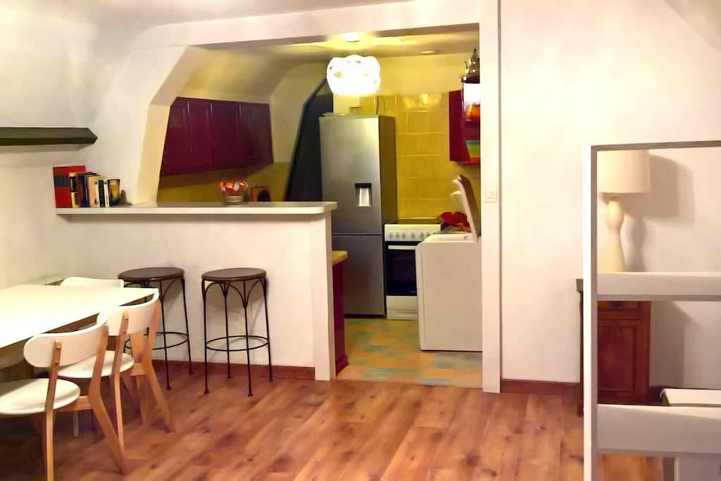 Appartement de charme vue Loire et château - Blois - Wohnung