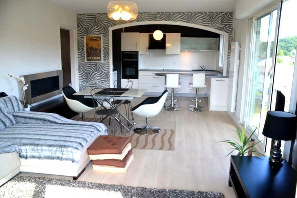 Appartement 80m2 zen proche centre ville et calme - Périgueux - Daire