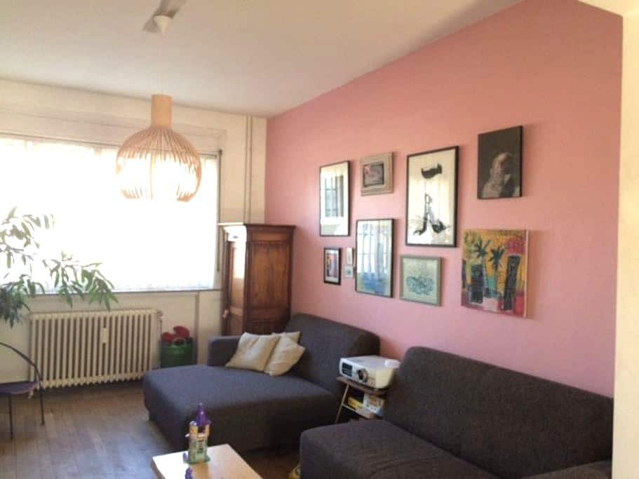 Cosy House Brussels - Ideal Location - Saint-Gilles - Reihenhaus