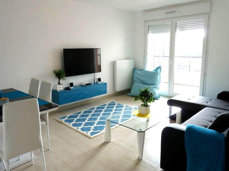 Cosy apartment at Melun near Paris & Fontainebleau - La Rochette - Appartement