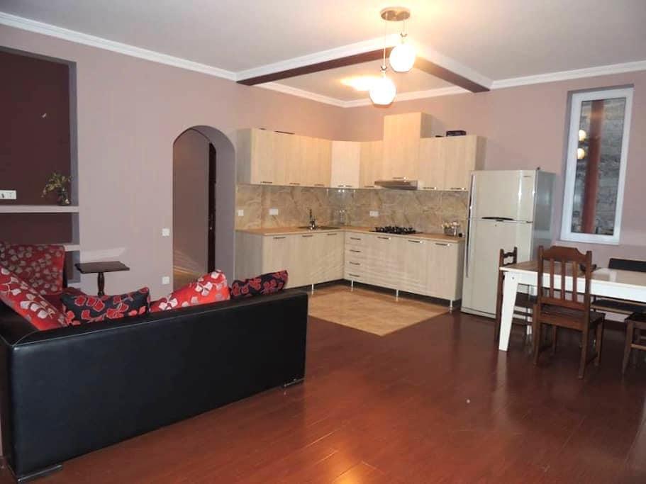 Giorgi - Kutaisi - Lägenhet