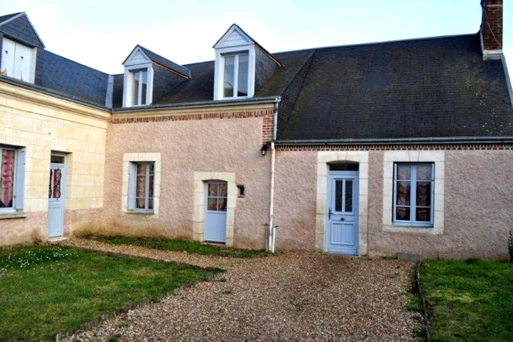 Bedroom between Loir and Braye area - Bonneveau - Ev