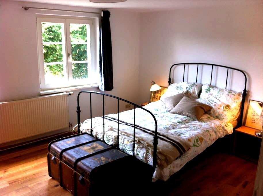 Gemütliches DZ im Landhaus - Groß-Wokern - Appartement