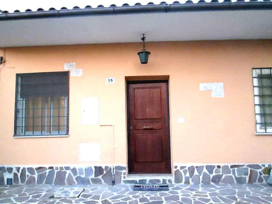 Soggiorno in Sabina - Borgo Santa Maria - Hus