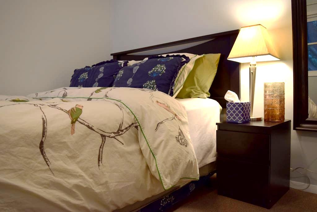 Beautiful Private Bedroom w/ Extras - Levittown - Huis