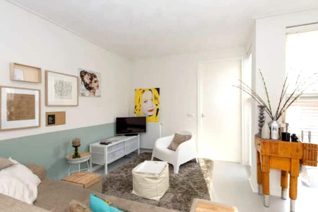 Modern appartement aan de vismarkt - Groningen - Apartamento
