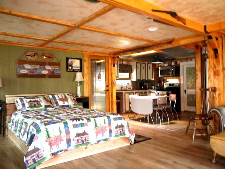 The Owl's Nest - Conway - Appartement