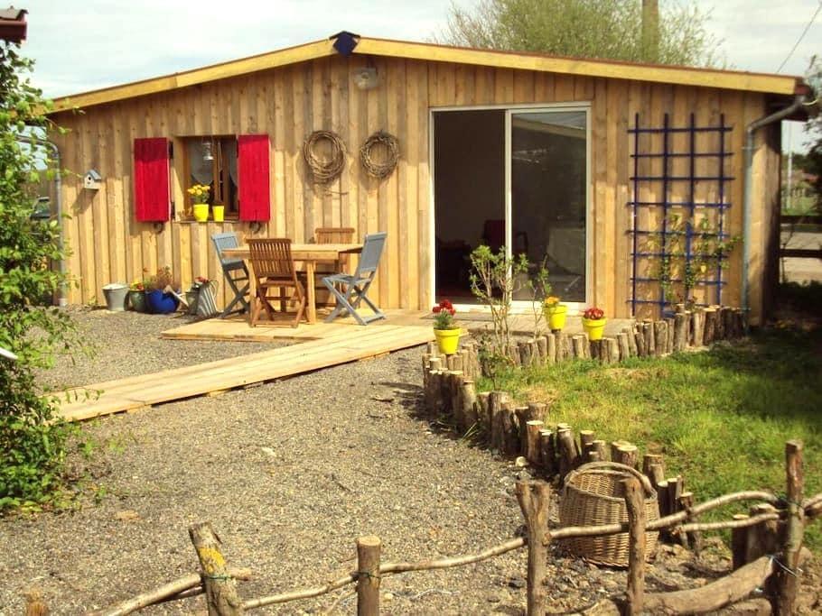 The hut of Chanteloup - Marchainville - Ev